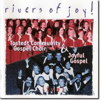 "Gospel-CD ""Joyful Gospel - Rivers of Joy"""